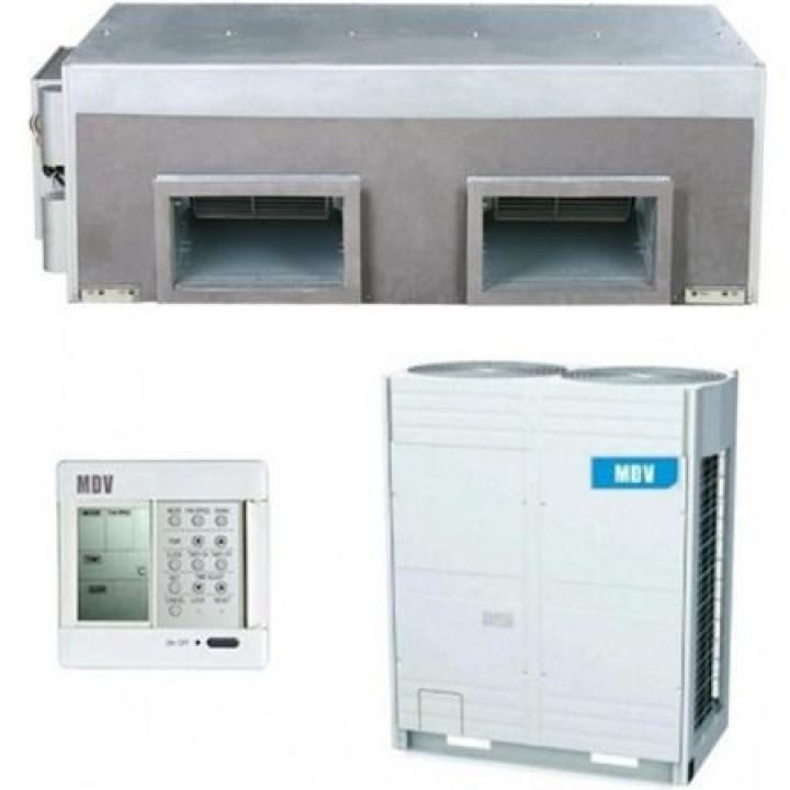 Кондиционер канальная сплит-система MDV MDTB-120HWN1 / MDOV-120HN1