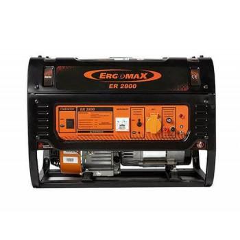 Генератор бензиновый Ergomax ER2800