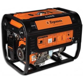 Генератор бензиновый Ergomax GA7400E