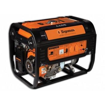 Генератор бензиновый Ergomax GA8700E/3