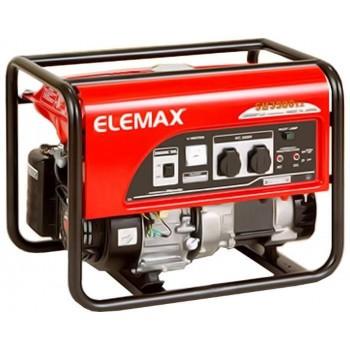 Генератор бензиновый Elemax SH3900EX-R (SH3900X)
