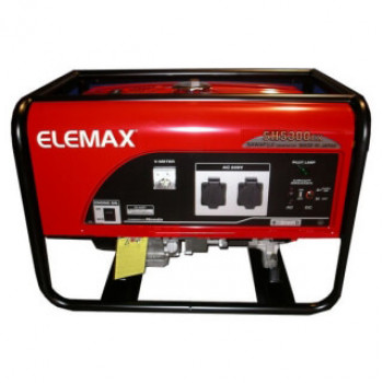 Генератор бензиновый Elemax SH5300X
