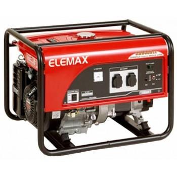 Генератор бензиновый Elemax SH6500EX
