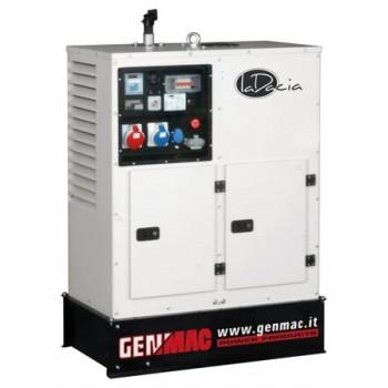 Генератор дизельный Genmac Living G15000LSM
