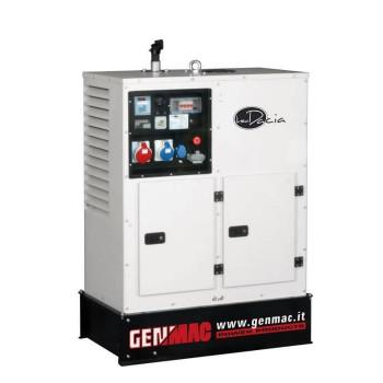 Генератор дизельный Genmac Living RG14000LSM