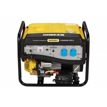 Генератор газовый Gazvolt Standard 3125 A 02