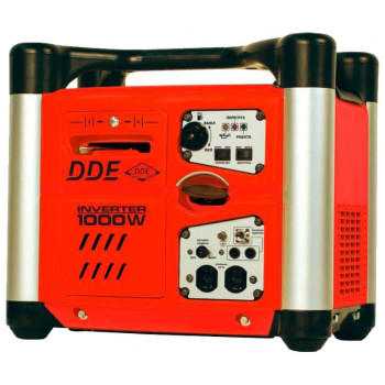 Генератор инверторный DDE DPG1001Si