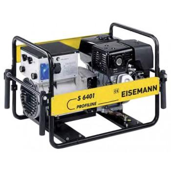Генератор бензиновый сварочный Eisemann S 6401