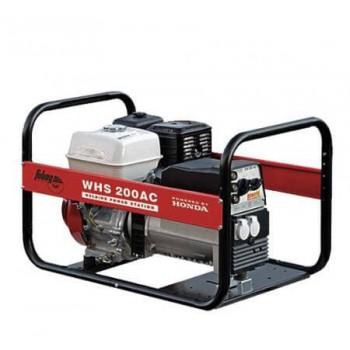 Генератор бензиновый сварочный Fubag WHS 200AC