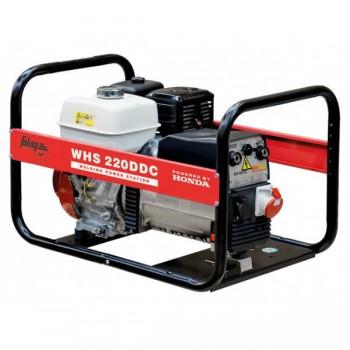 Генератор бензиновый сварочный Fubag WHS 220DDC