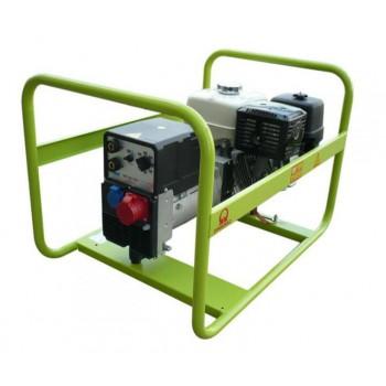 Генератор бензиновый сварочный Pramac W210 DC