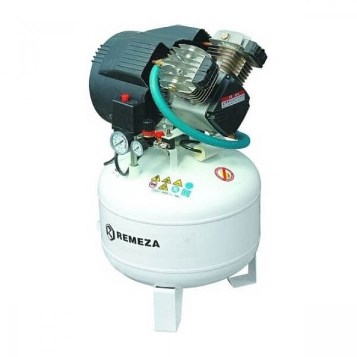 Безмасляный медицинский компрессор Remeza СБ4-24.VS254Д