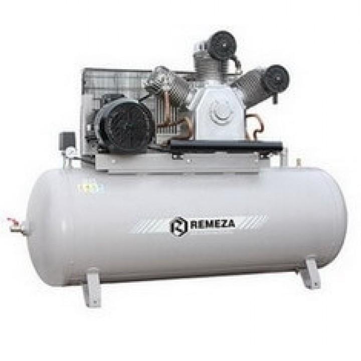 Безмасляный компрессор с ременным приводом Remeza СБ4/С-100.OL20