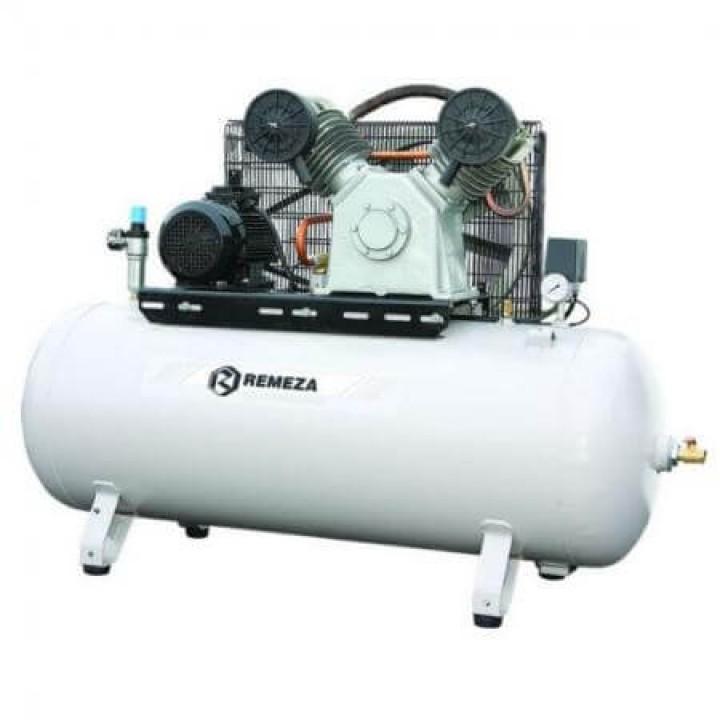Безмасляный компрессор с ременным приводом Remeza СБ4/С-100.OL30