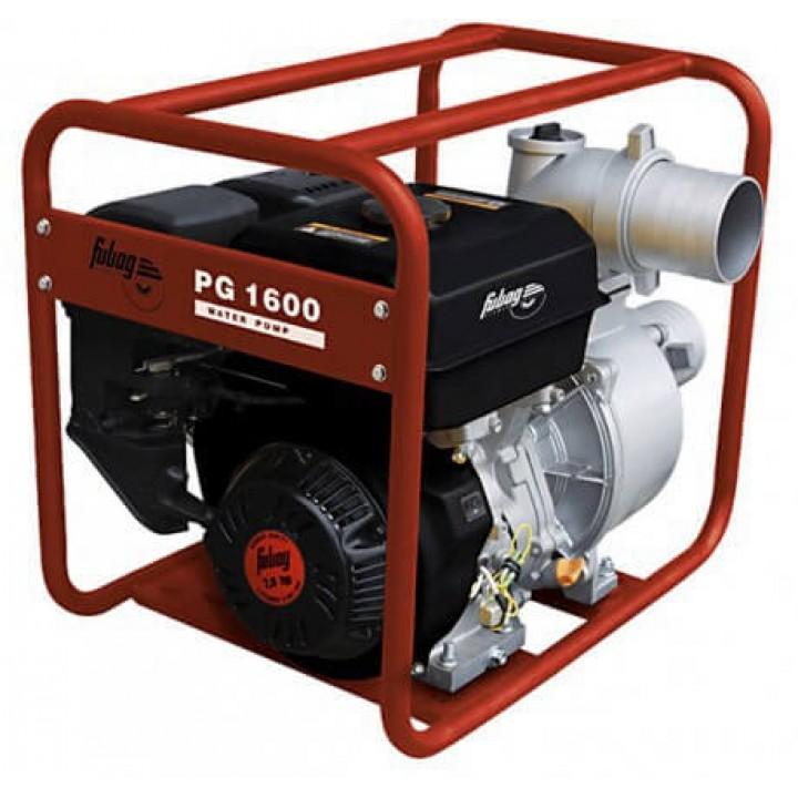 Бензиновая мотопомпа Fubag PG 1600