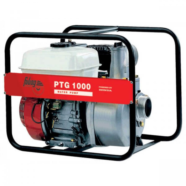 Бензиновая мотопомпа Fubag PTG 1000
