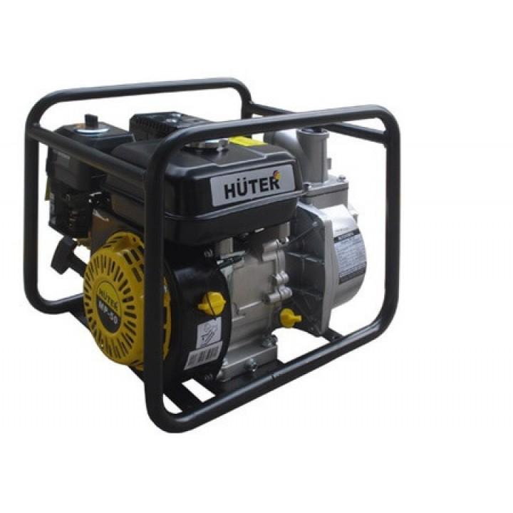 Бензиновая мотопомпа Huter MP-50
