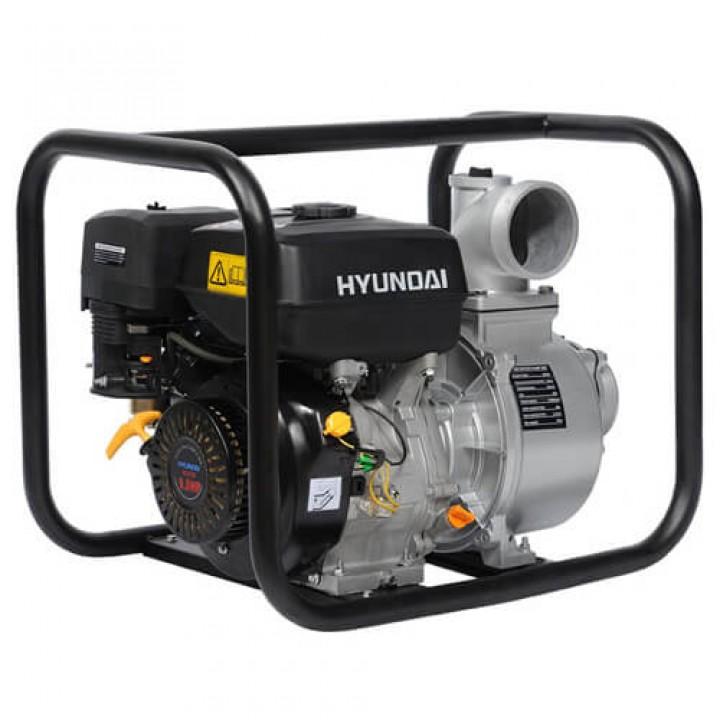 Бензиновая мотопомпа Hyundai HY100