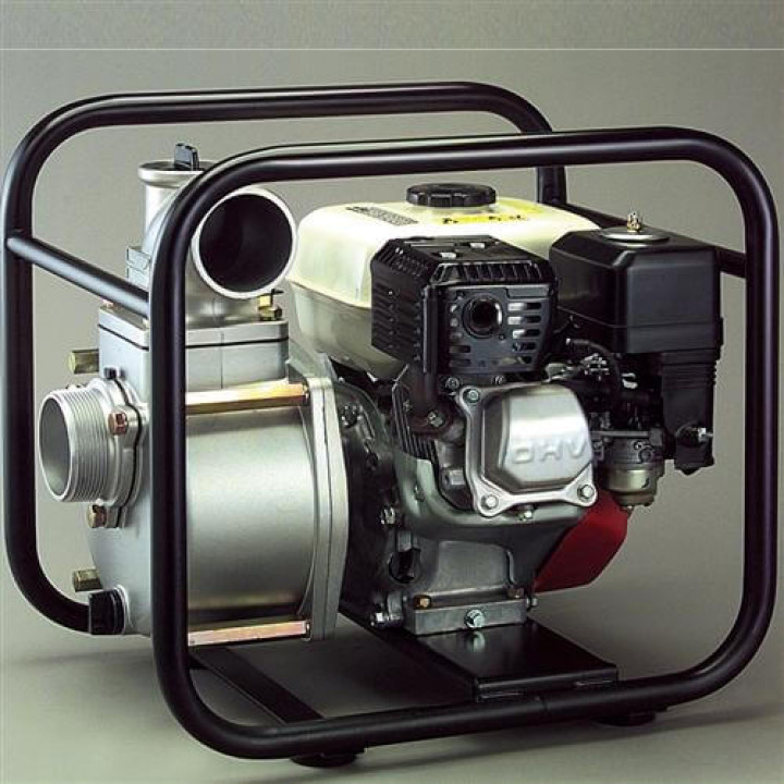 Бензиновая мотопомпа Koshin STH-80X