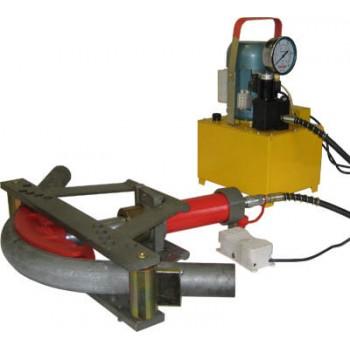 Трубогиб Инстан гидравлический с электроприводом ТПГ-2ЭП (с электрическим распределителем)